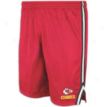 Chiefs Reebok Nfl Rookie Ii Short - Mens - Red