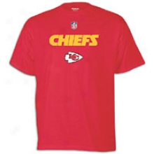 Chiefs Reebok Nl Sideline Authentic T-shirt - Mens - Red