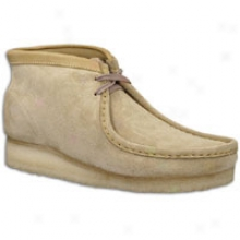 Clarks Wallabee Boot - Mens - Sand