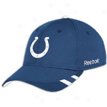Colts Reebok Nfl Sideline Coaches Cap - Mens - Speed Blue