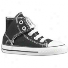Converse All Star Easy Hi - Toddlers - Black