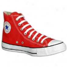 Converse All Heavenly body Hi - Mens - Bright Red/white