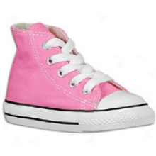 Converse All Star Hi - Toddlers - Pink