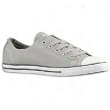 Converse All Star Ox Dainty - Womens - Phaeton Grey