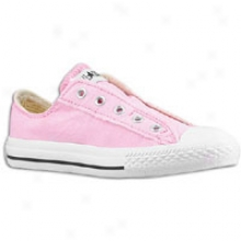 Converse All Star Slip On - Little Kids - Pink