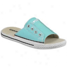 Converse As Cut Away Slide - Mens - Aruba Blue/white