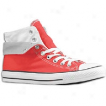 Converse Ct 2 Fold Hi - Mens - Red/grey
