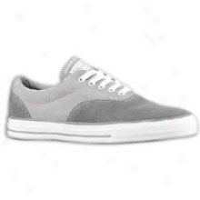 Convrrse Cvo Suede - Mens - Phaeton Grey/charcoal/whie