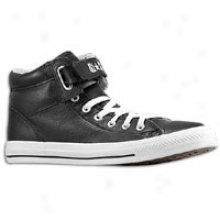 Converse Pc 3 Loopback Leather - Mens - Black/white