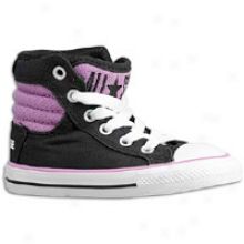 Converse Pc Primo - Toddlers - Black/orchid