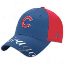 Cubs New Point of time Mlb Meyallic Cap - Womnes - Royal