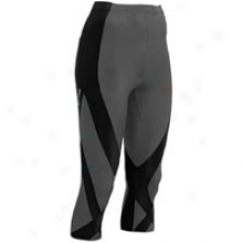 Cw--x 3/4 Pro Tights - Womens - Black