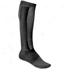 Cw-x Compression Support Sock - Mens - Blcak