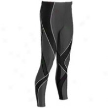 Cw-x Insulator Pro Tight - Mens - Black/grey Stitch
