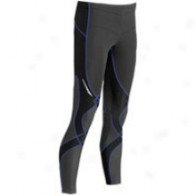 Cw-x Insulator Stabilyx Tights - Mens - Black/blue