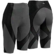 Cw-x Pro Shorts - Womens - Black