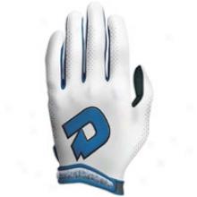 Demarini Superlight Fastoitch Batting Gloves - Womens - Royal