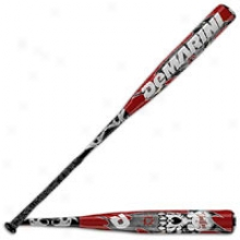 Demarini Voodoo Bbcor Baseball Bat - Mens