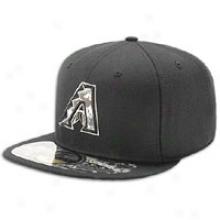 Diamondbacks New Era 59fifty Stars & Stripes Cap - Mens - Black