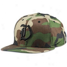 Duke Nike Snap Elite Rise Cap - Mens - Camo/black/royal Blue