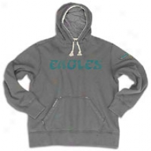 Eagles Reebok Nfl Hoodie - Mens - Black