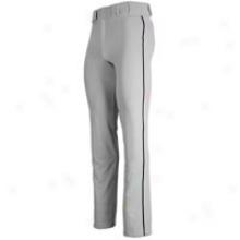 Easton Quantum Pro Piped Pant - Mens - Grey/black
