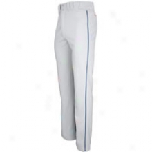 Easton Quntum Pro More Piped Pant - Mens - Grey/navy