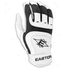 Easton Sv12 Batting Glove - Mens - White/black