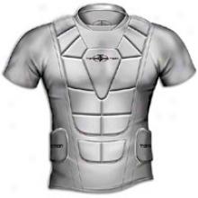 Easton Torso-tection Shirt - Big Kids - Grey