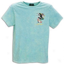 Ed Hardy Eagle On Anchor Sprng Brk S/s Basic T-shirt - Mens - Mint