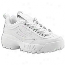 Fila Disruptor Ii - Mens - Triple White