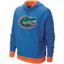 Florida Nike Collegs Performance Fkeece Hoodie - Mens - Royal