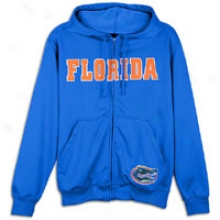 Florida Team Edition College Full-zip Hoodie - Mens - Royal