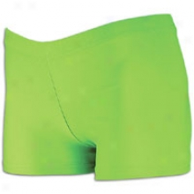 "Funkadelic Sport 2.5"" Compression Abrupt - Womens - Lime Lights"