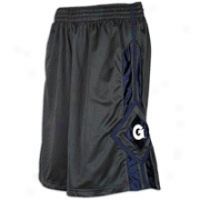 Georgetown Nike College In Your Face Short - Mens - Anthracite