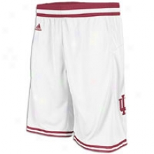 Indiana Adidas College Point Guard Short - Mens - Pale