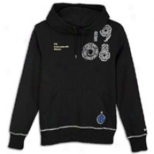 Inter Milan Nike Soccer Club Core Hoodie - Mens - Black/aura