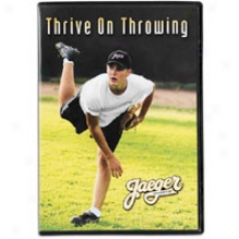 Jaeger Sports Thrive On Throwing Dvd