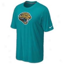 Jaguars Nike Nfl Dri-fit Logo Legend T-shirt - Mens - Blustery