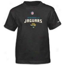 Jaguars Reebok Nfl Sideline Authentic T-shirt - Big Kids - Teal
