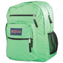 Jansport Big Student Backpack - Verdant Green