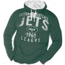 Jets G-iii Nfl Stunner Hoodie - Mens - Green
