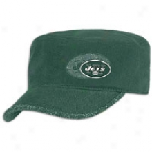 Jets Reebok Nfl 2nd Seeason Military Cap - Womens - Hound
