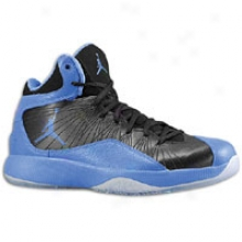 Jordan 2011 A Flight - Mens - Black/varsity Royal