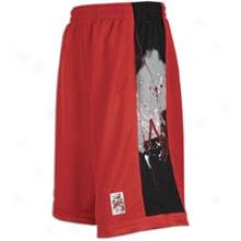 Jordan 8.0 Short - Mens - Varsity Red/black/varsity Red