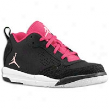 Jordan Aftergame Ii - Little Kids - Black/storm Pink/voltage Cherry
