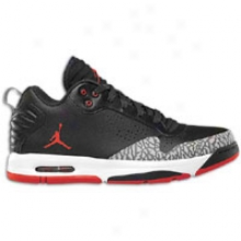 Jordan Aftergame Ii  -Mens - Black/varsity Red/white