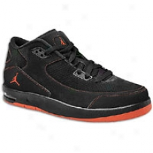 Jordan Aftergame - Mens - Black/team Orange