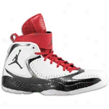 Jordan Aj 2012 Explosive - Mens - White/black/varsity Red