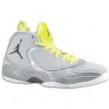 Jordan Aj 2012 System Of Flight - Mens - Wolf Grey/black/silver Ice